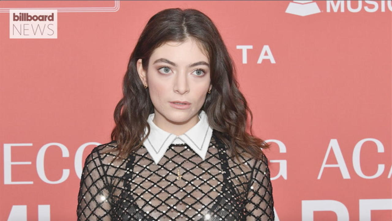 Lorde Teases Possible New Album 'Solar Power' On Her Website l Billboard News