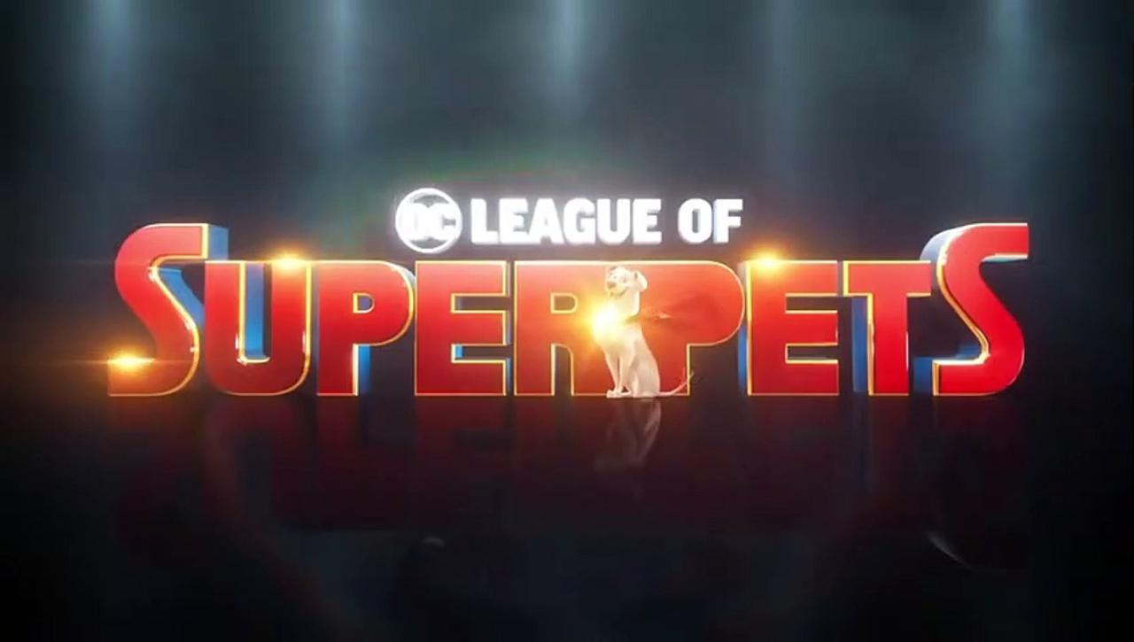 DC LEAGUE OF SUPER-PETS Movie