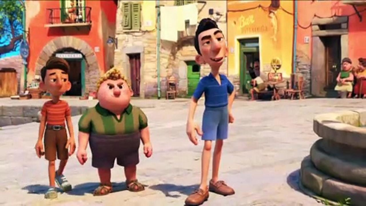 Luca Movie Clip - Signor Vespa