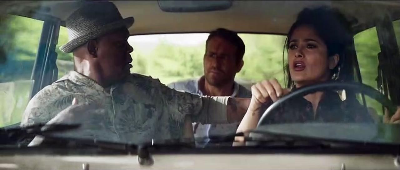 The Hitman's Wife's Bodyguard Movie Clip - Officially on Honeymoon