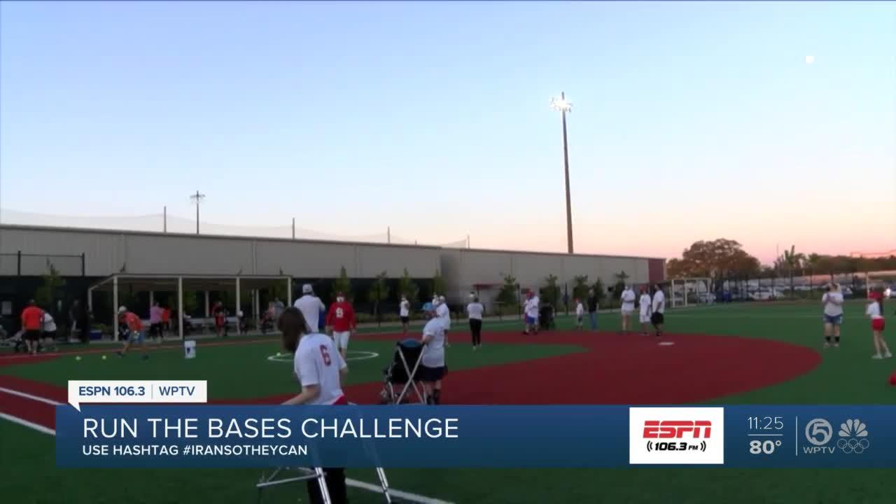 Giving back to the Miracle League
