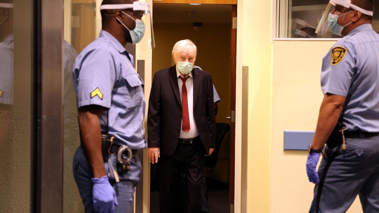 Ratko Mladic verdict: UN court to give final judgement