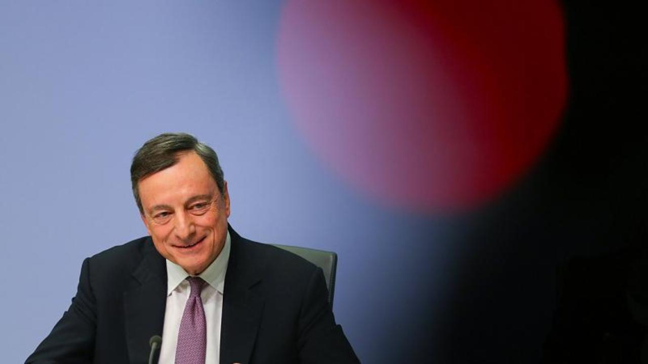 Mario Draghi's final ECB meeting