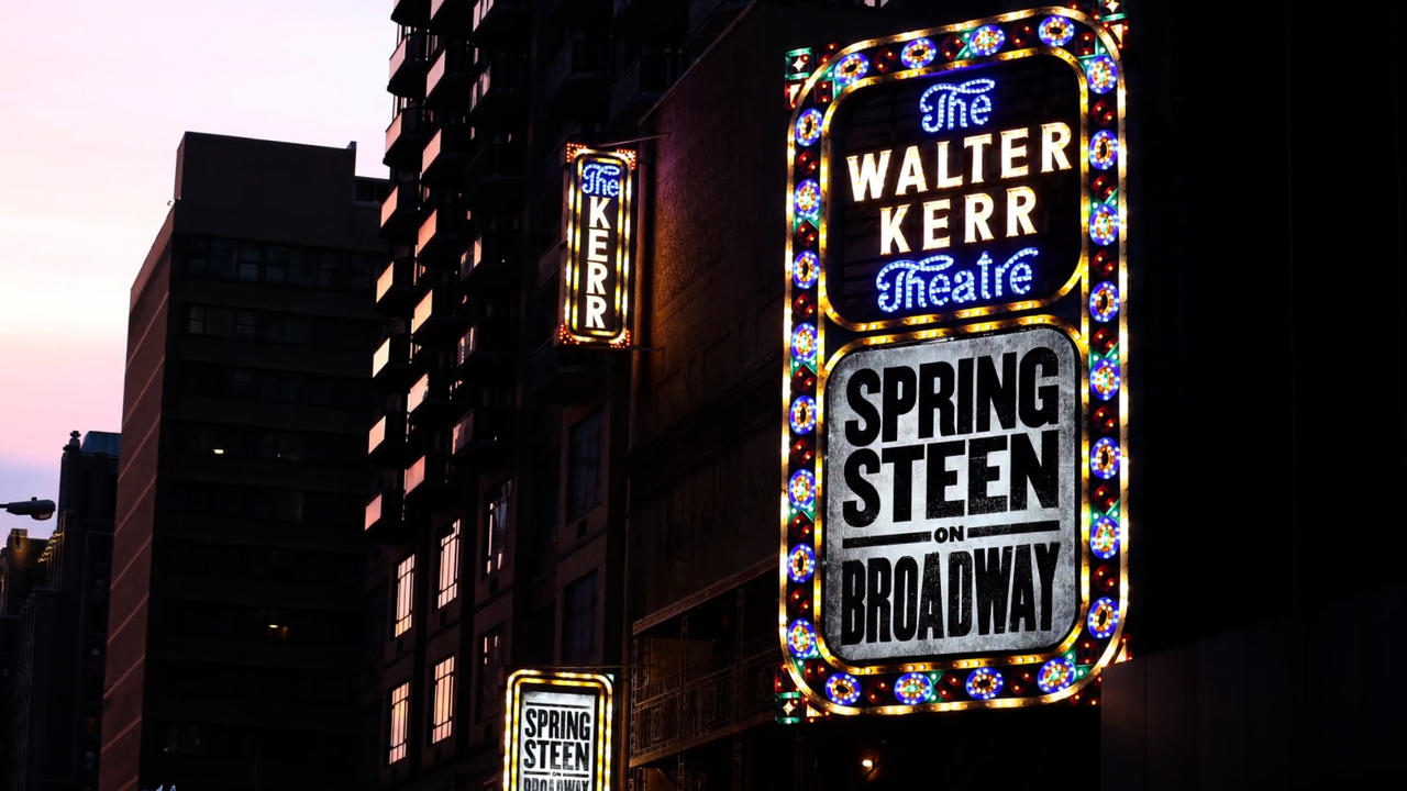 Bruce Springsteen lines up another Broadway run