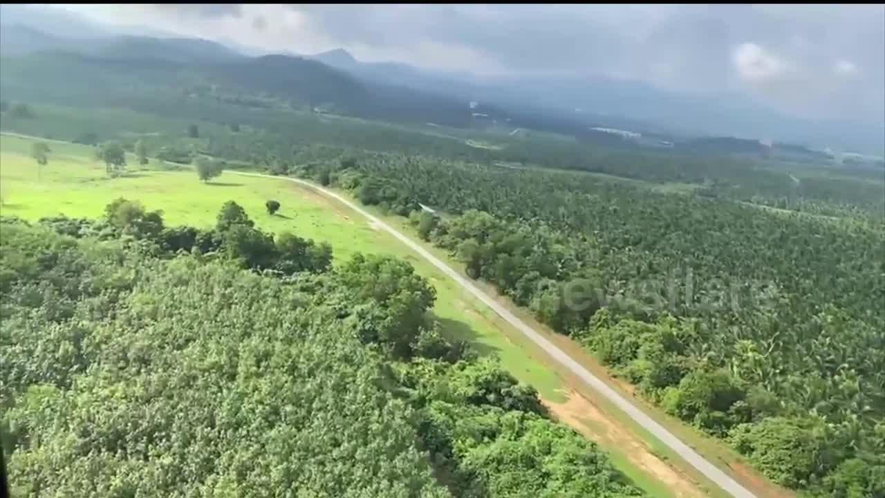 Soldiers fly in helicopters over Thai-Malaysia border as illegal crossings risk spread of Covid-19