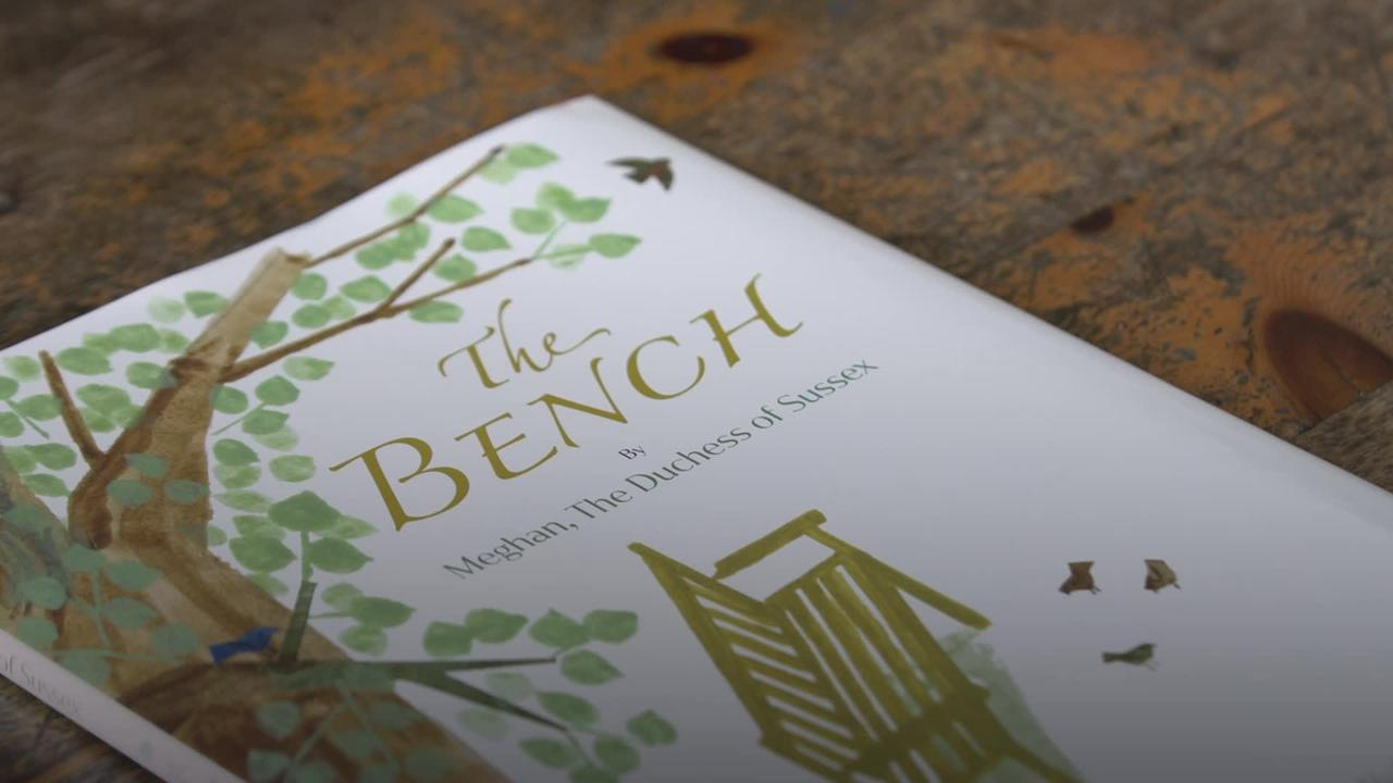 Meghan releases children's book The Bench with nods to Harry, Archie and Lili