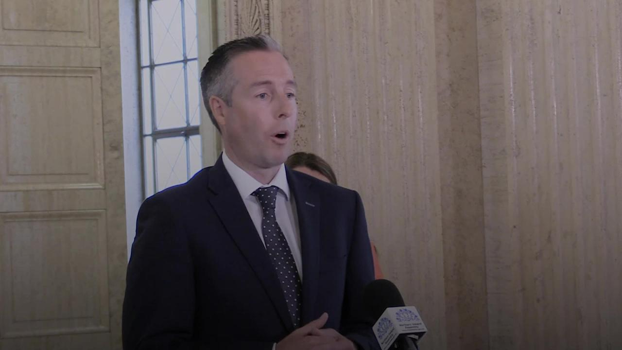 Paul Givan nominated as Northern Ireland's new First Minister