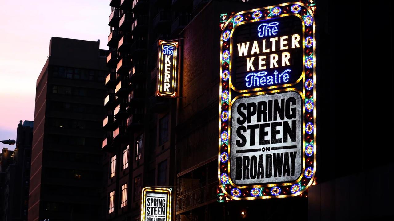 Bruce Springsteen torna a Broadway con nuovi show