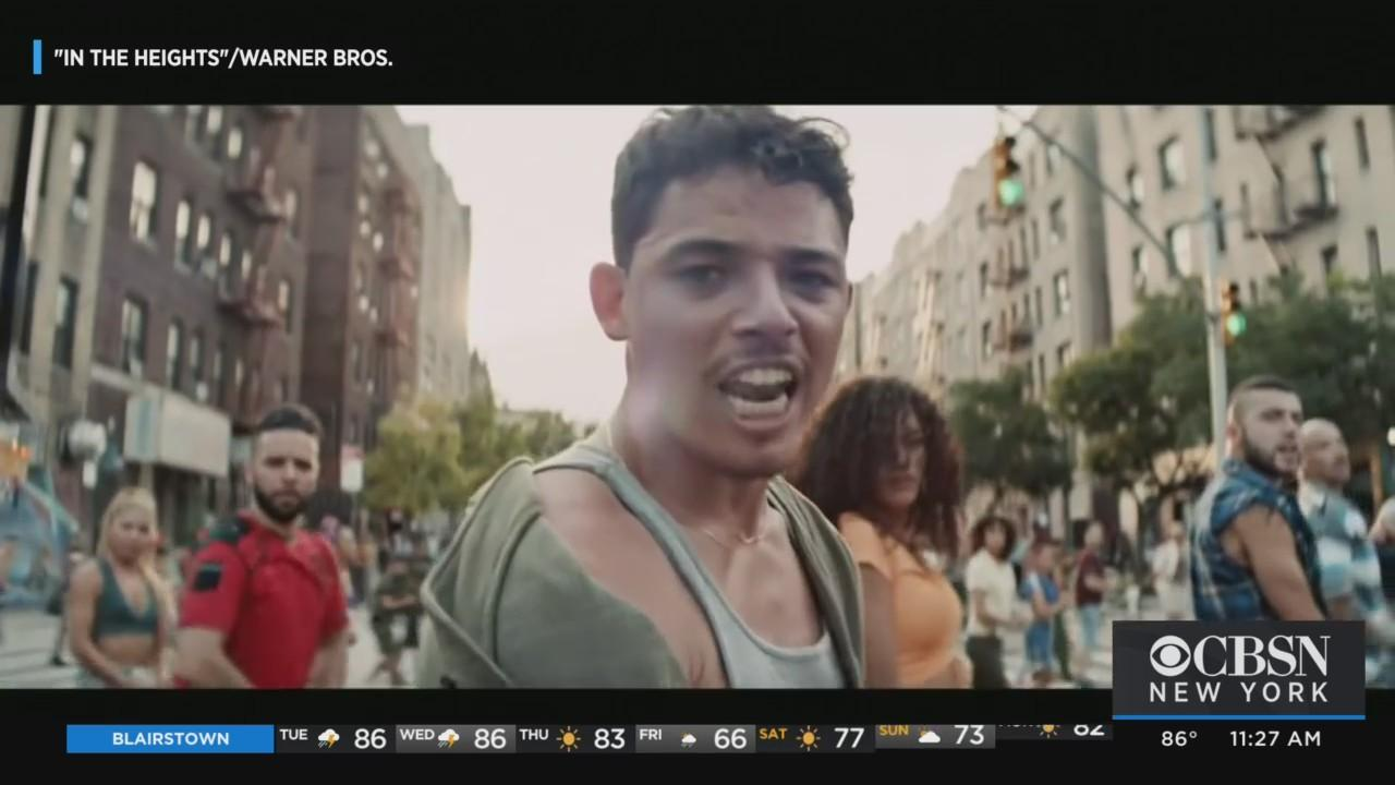 Extended Version: 'In The Heights' Arrives In Theaters Wednesday