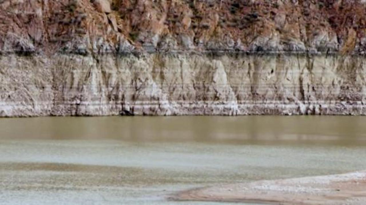 This drought is impacting the entire American west