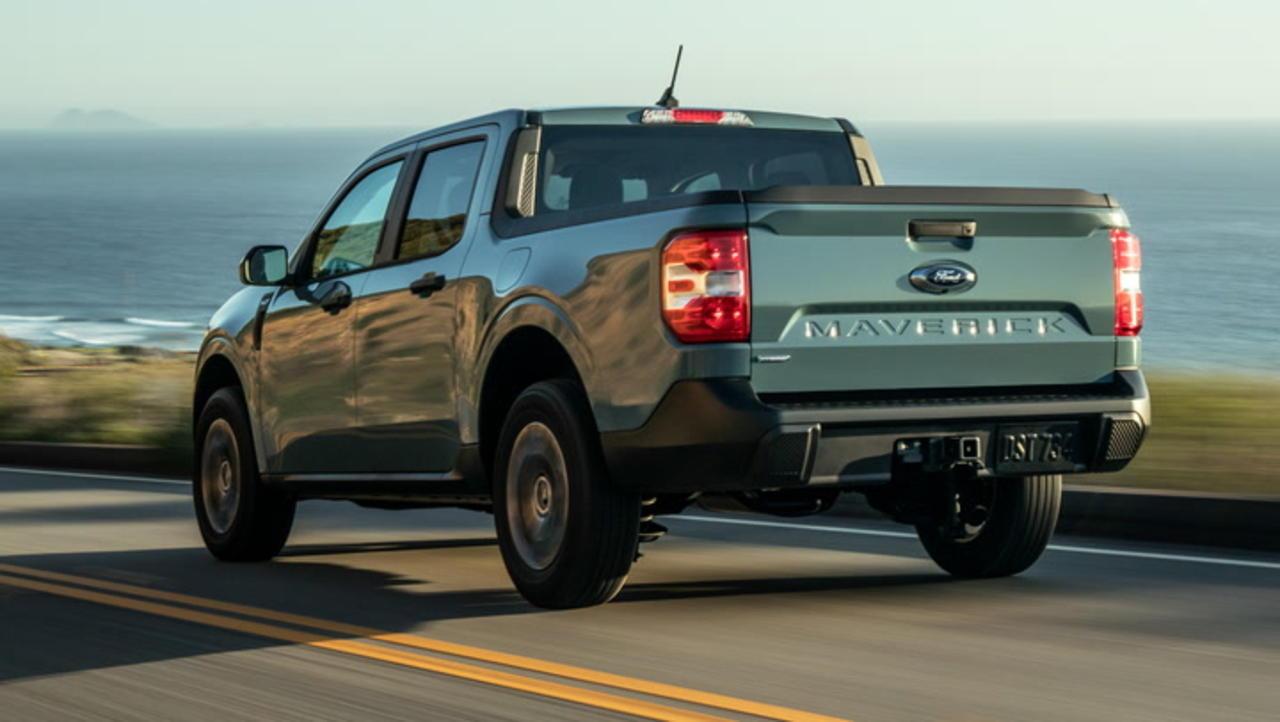 Meet the New Ford Maverick