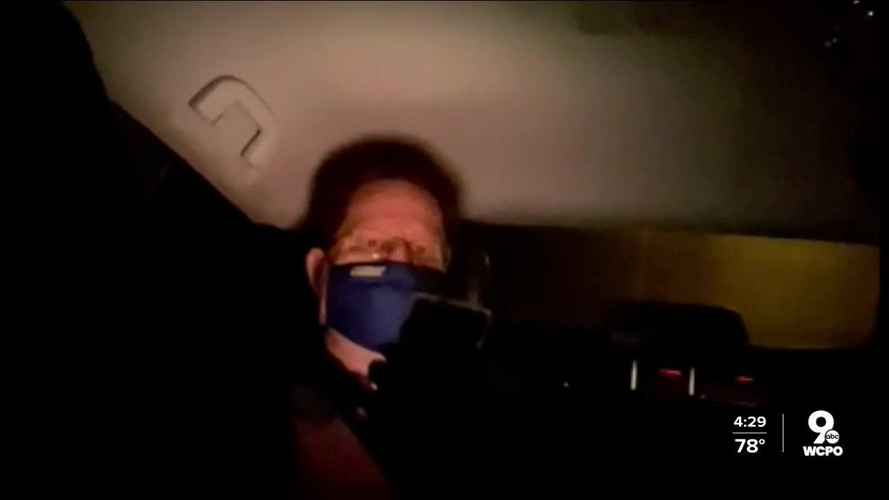 Cincinnati man charged with racial abuse of Uber driver