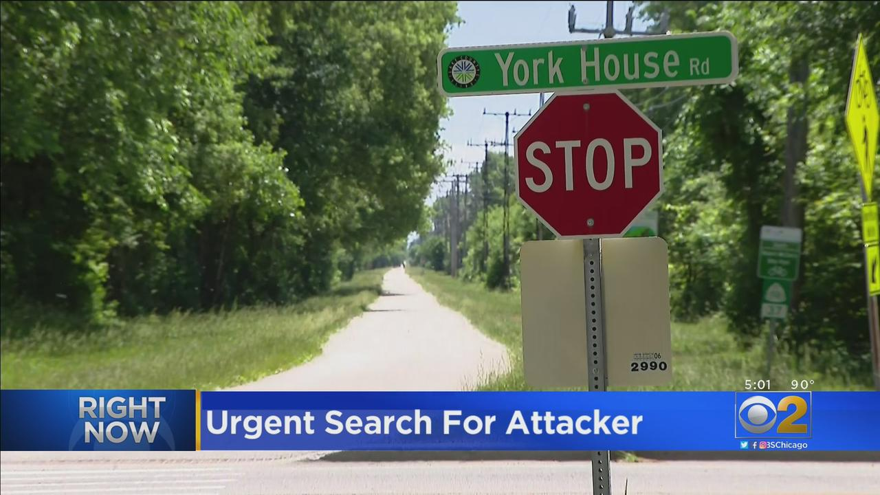 Search For Man Who Attacked 16-Year-Old On Bike Path