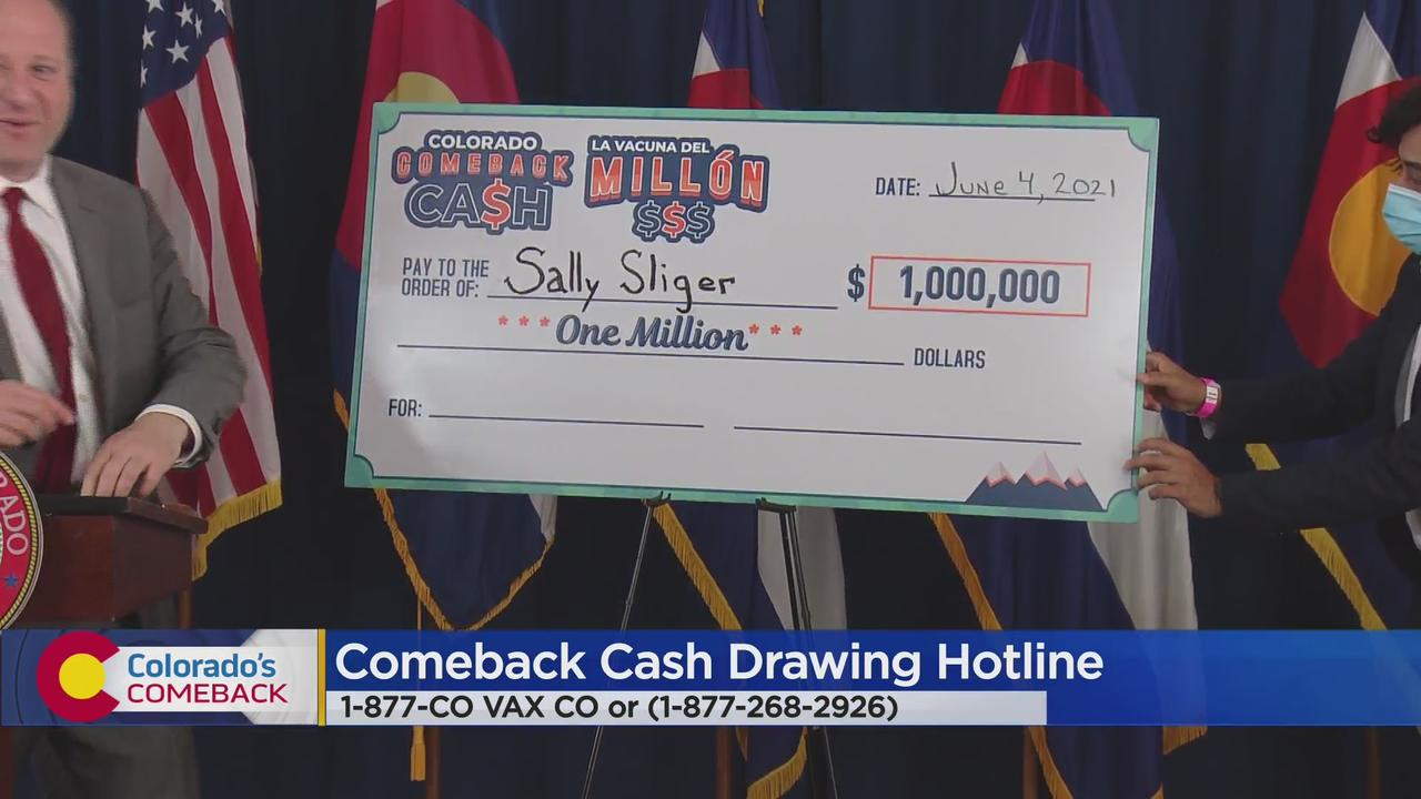 Who You Going To Call About Comeback Cash?