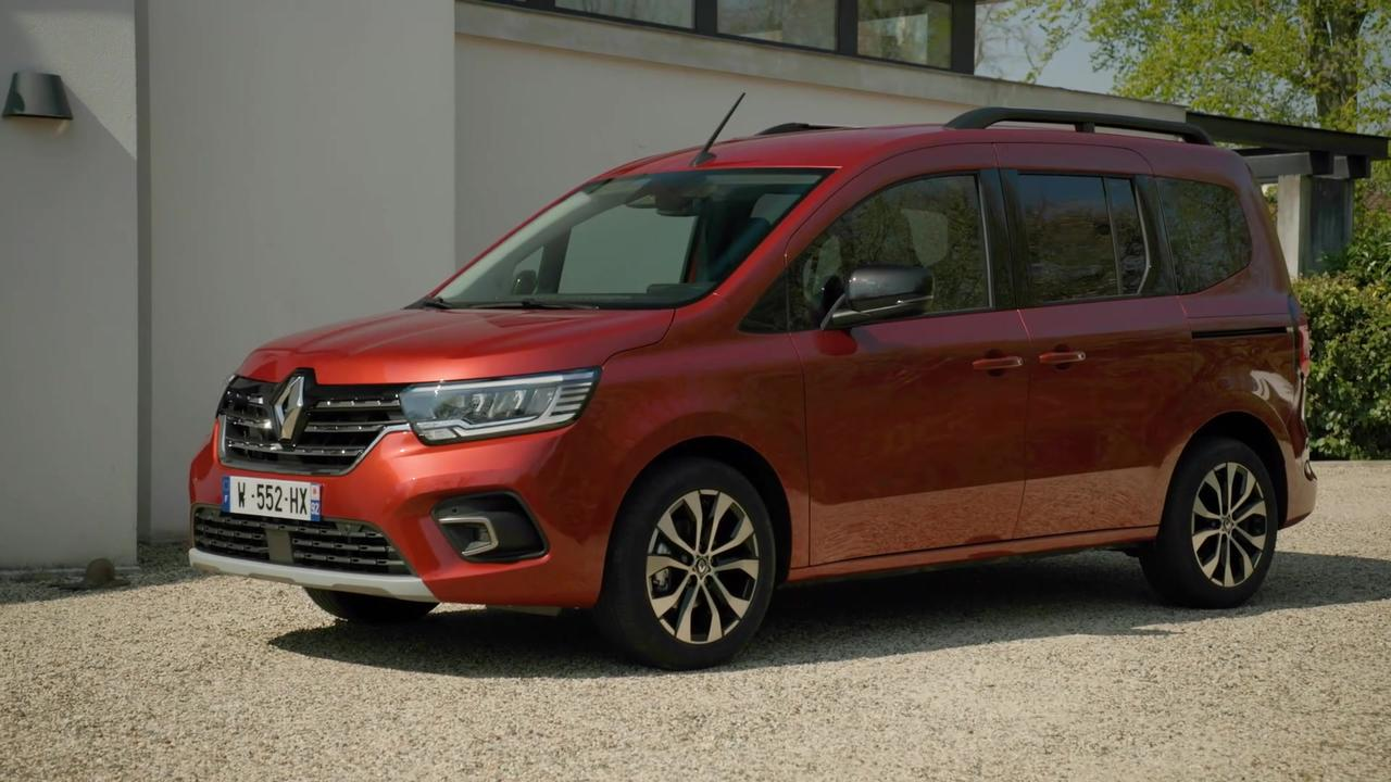 All-new Renault Kangoo Design Preview