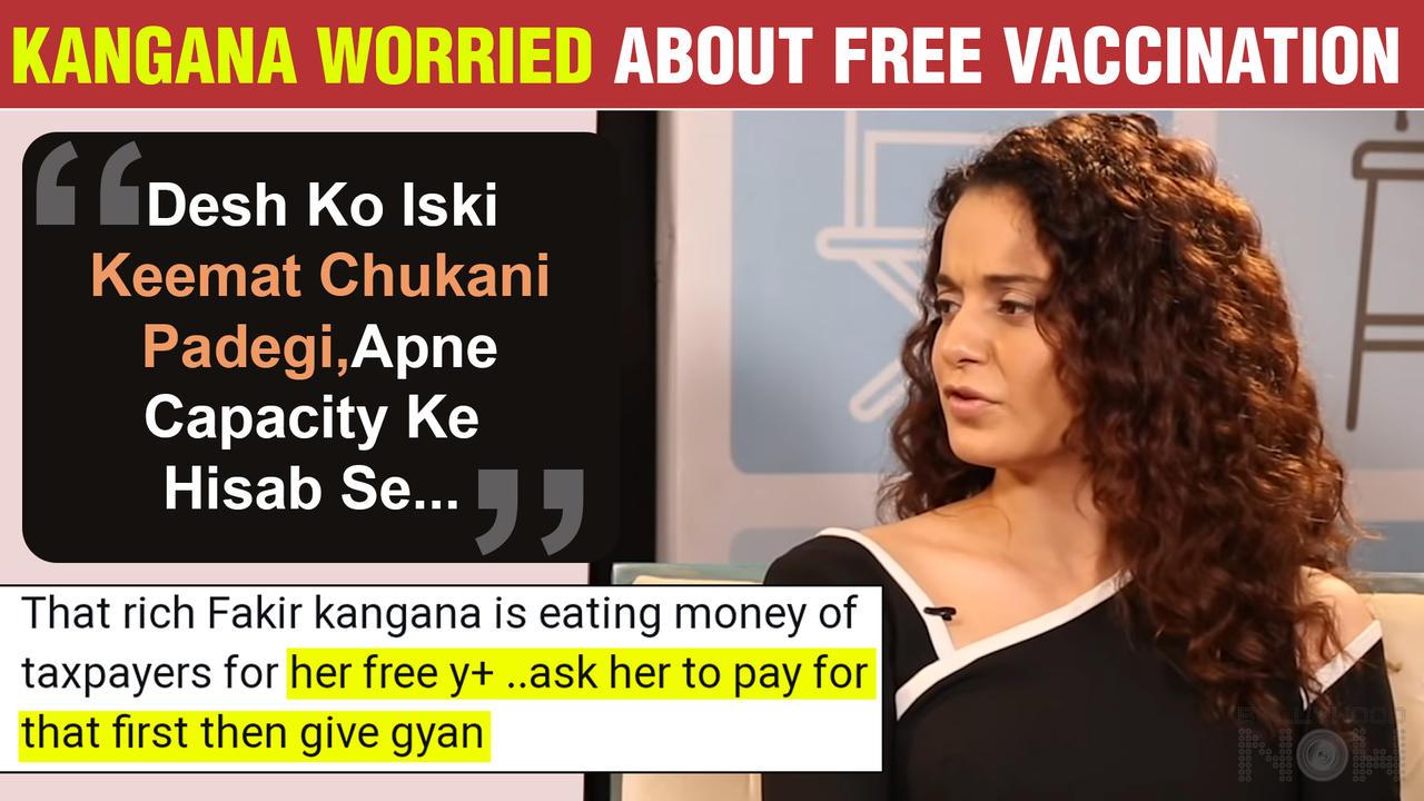 Kangana Ranaut's Special Request, Supports PM Modi's Move, Netizens Troll
