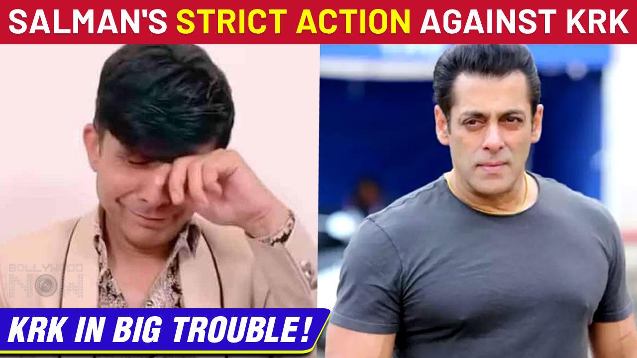 Salman Khan To Take Big Action Against KRK | Seeks Contempt Action Against Kamaal Khan