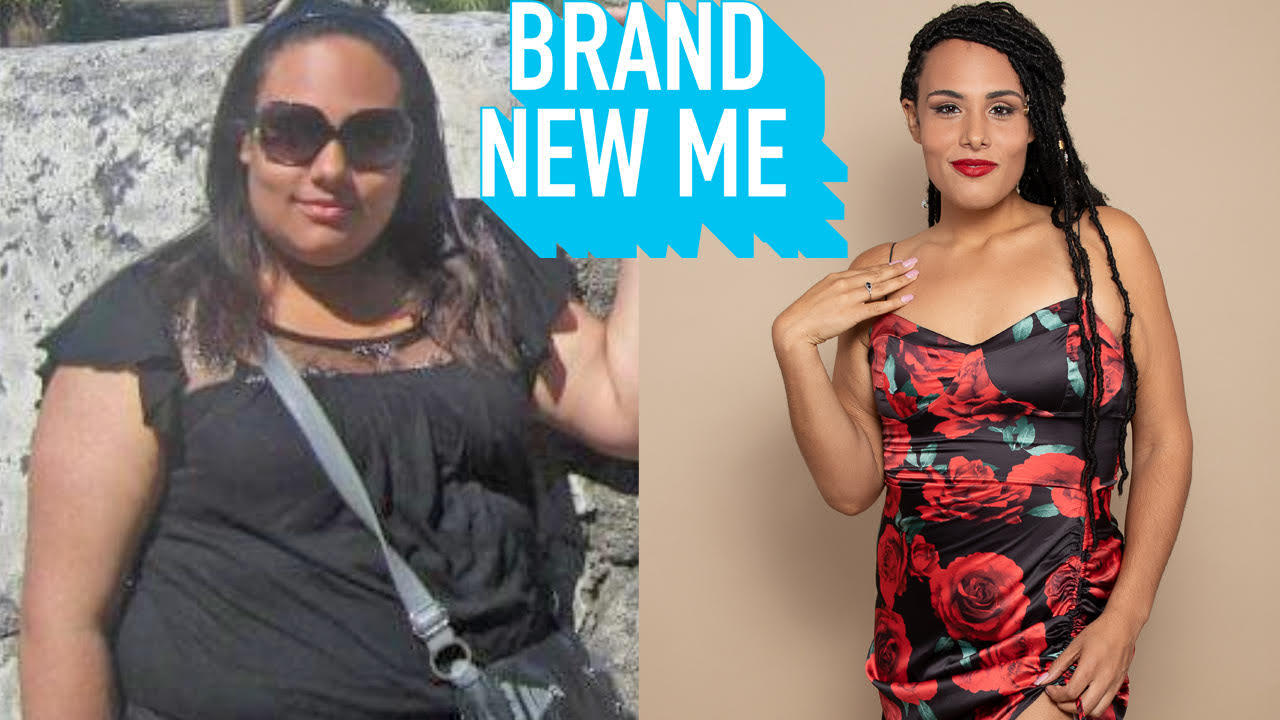 I Lost 115lbs - Now People Think I'm Alicia Keys   BRAND NEW ME