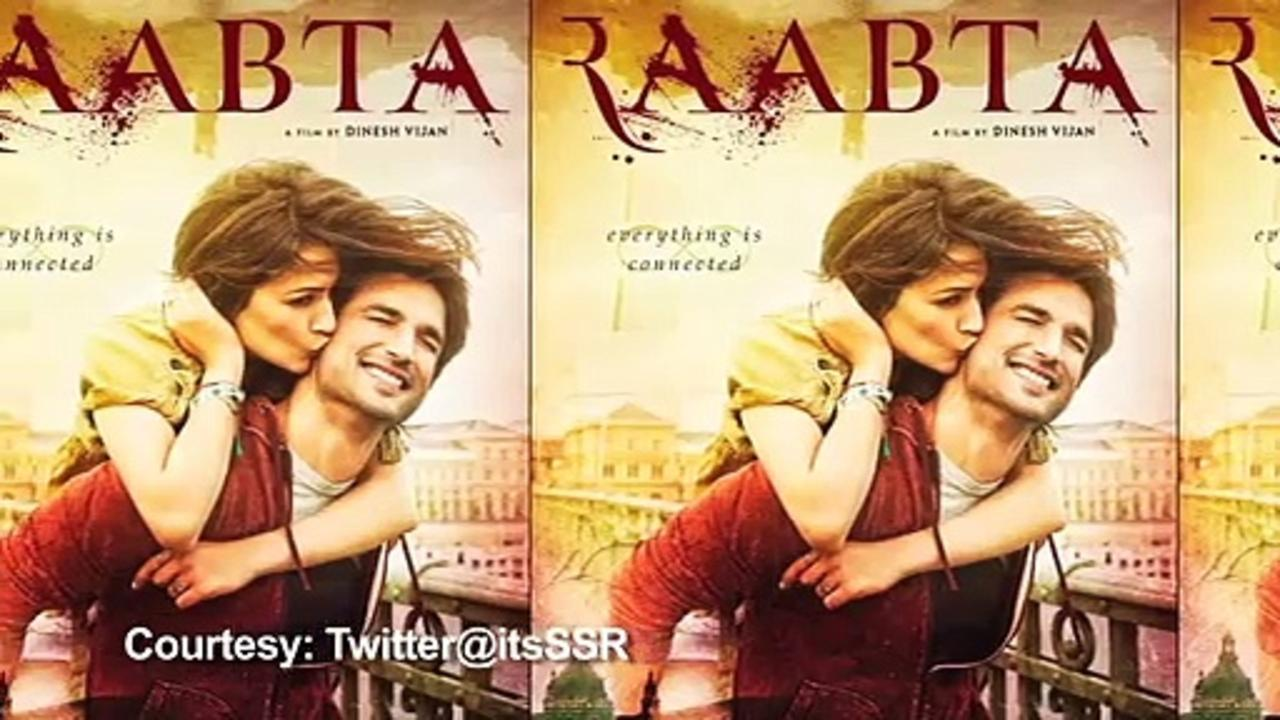 'Raabta' turns 4: Kriti Sanon says her connection with Sushant was meant to be