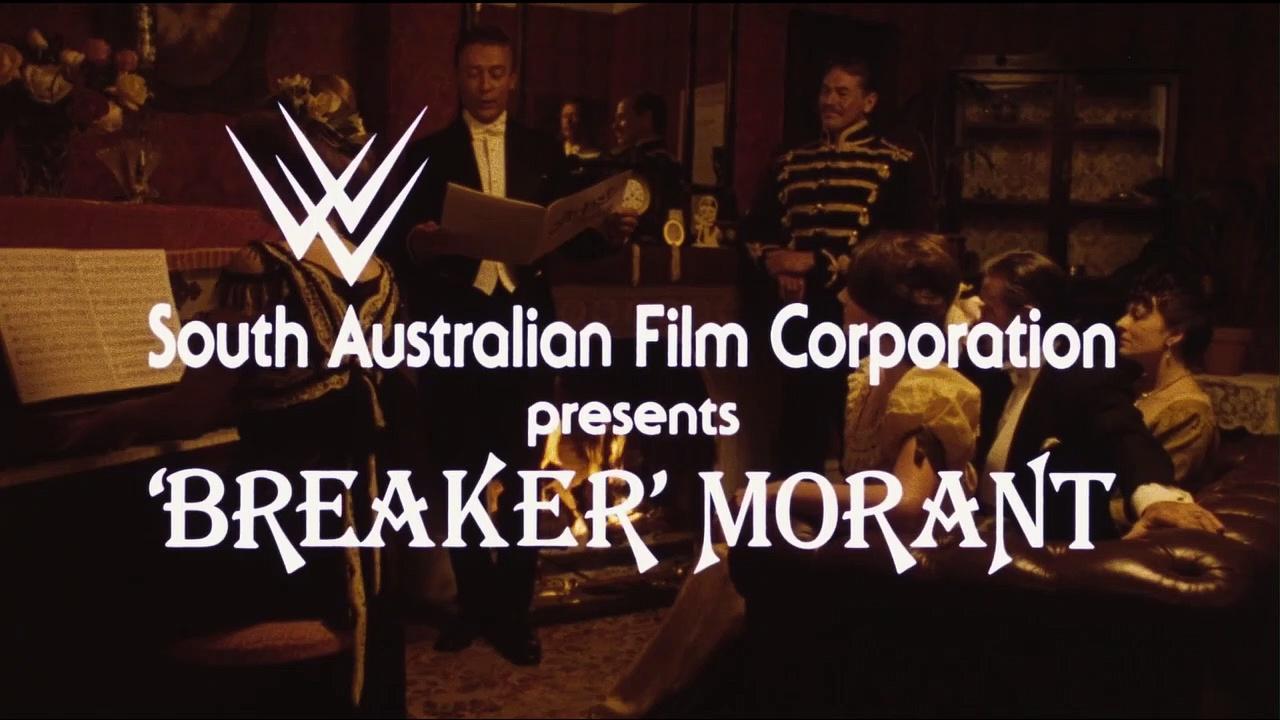 Breaker Morant Movie (1980)