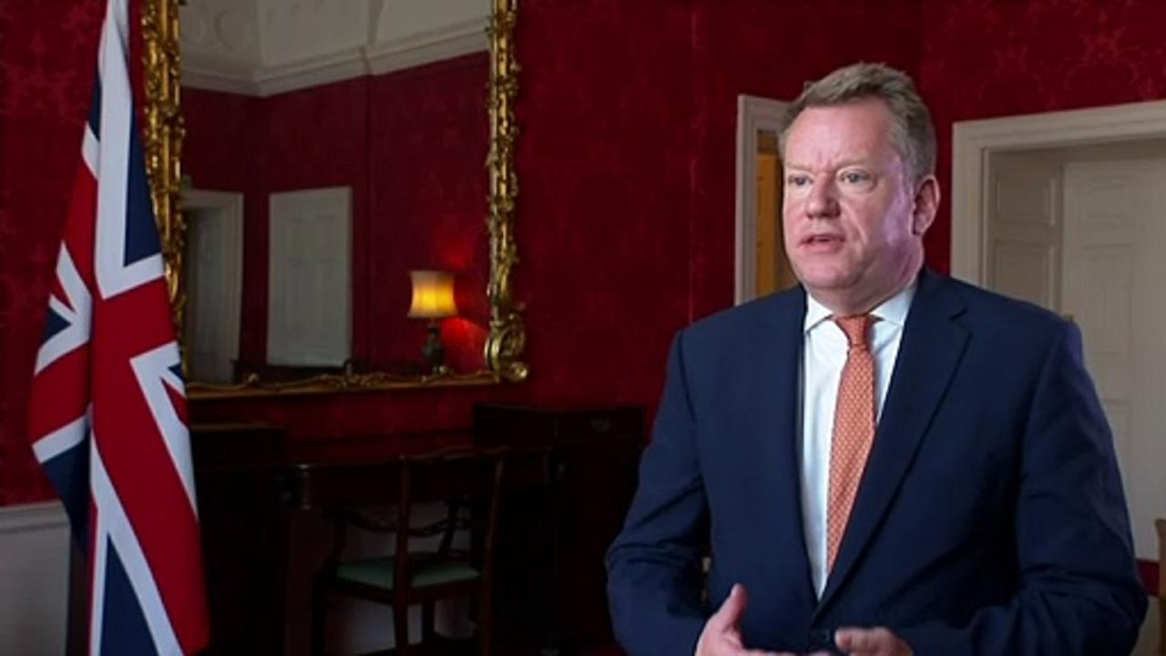 No breakthroughs made in NI Protocol talks, Lord Frost says