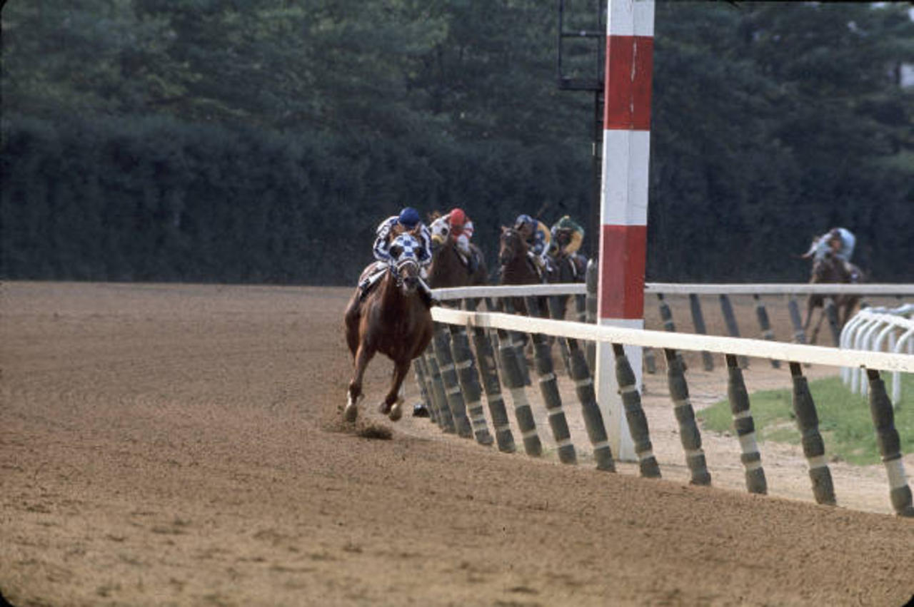This Day in History: Secretariat Wins Triple Crown in Breathtaking Style