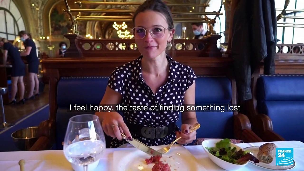 'I feel happy': French rediscover a taste for living as restaurants resume indoor dining