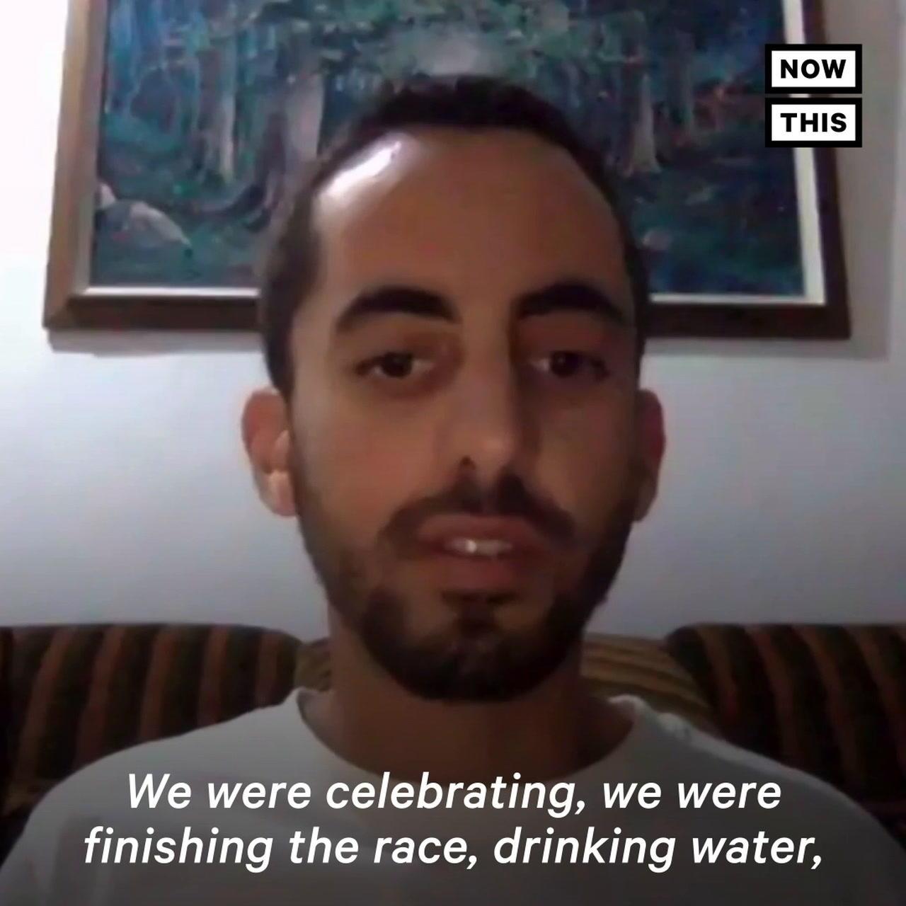 Israeli Forces Attack Finish Line of Race in East Jerusalem