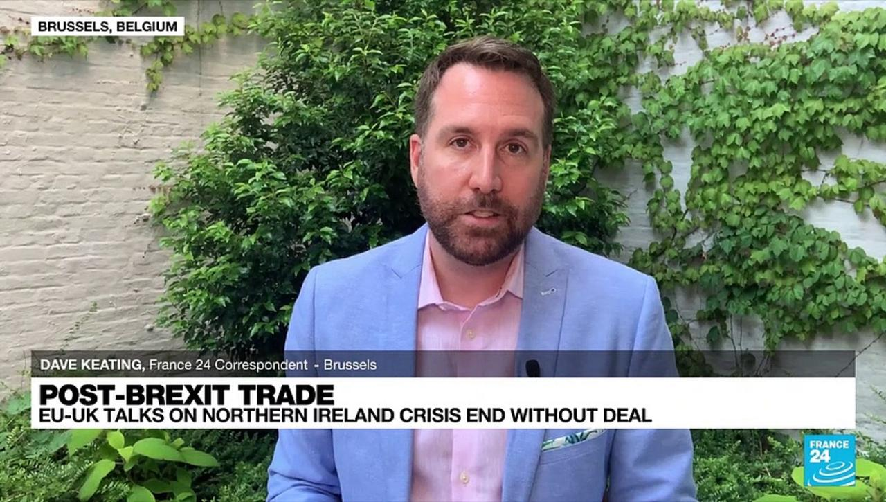 Post-Brexit trade: EU-UK talks on Northern Ireland crisis end without deal