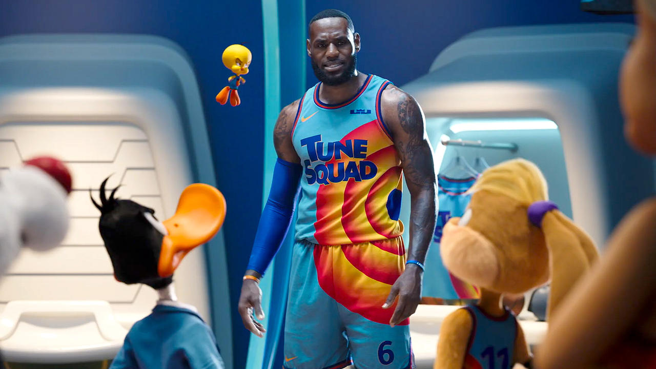 Space Jam: A New Legacy on HBO Max - Official Trailer 2