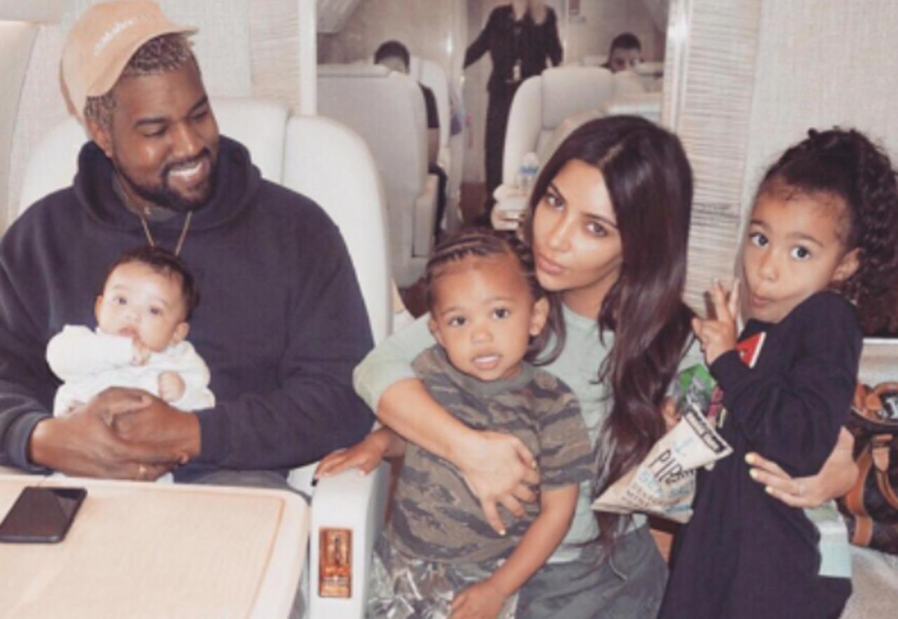 Kim Kardashian Sends Birthday Love to Soon-to-Be Ex-Husband Kanye West