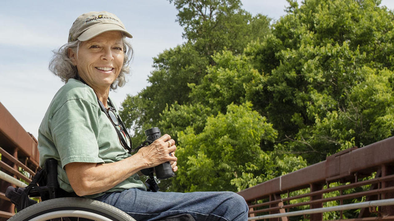 Retired Teacher Is Making Birding Accessible To All