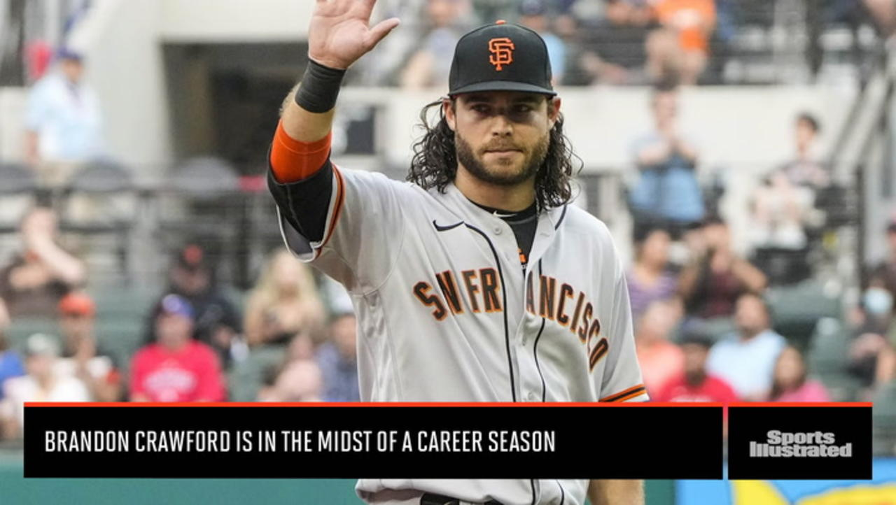 Verducci: Brandon Crawford Is in the Midst of a Career Season