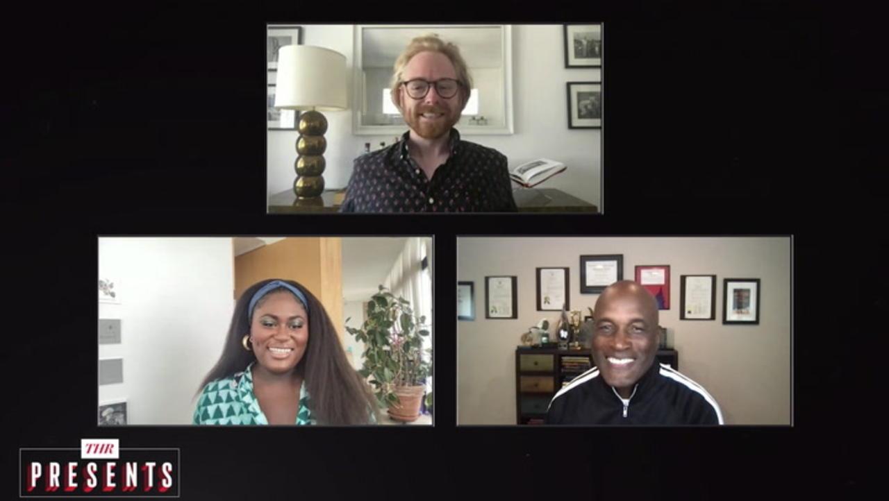 'Robin Roberts Presents: Mahalia': 'THR Presents' Q&A With Danielle Brooks and Kenny Leon