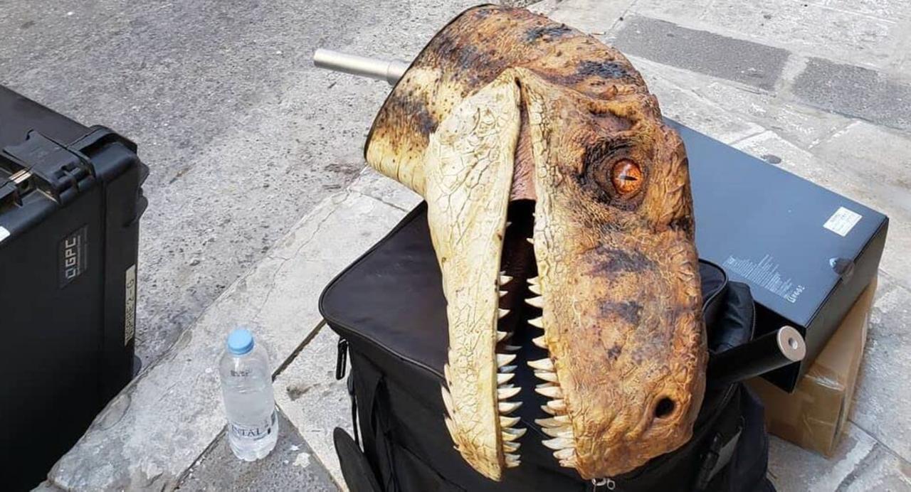 Jurassic World Dominion Movie Spy Video - Jurassic World 3