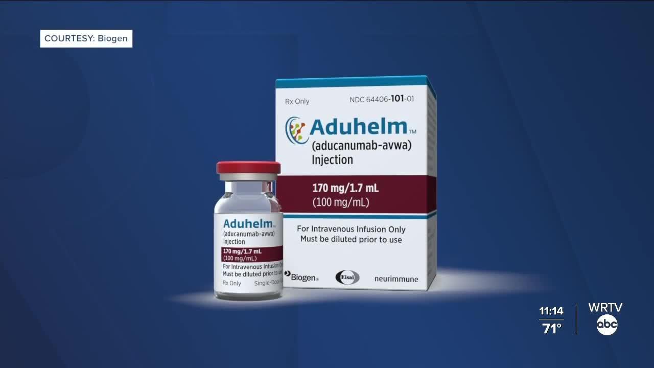 FDA approves new drug to help treat Alzheimer's Disease
