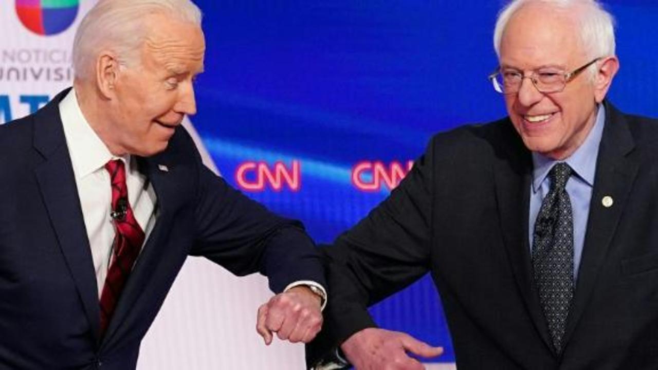 Biden and Sen. Sanders form strong bond amid political gridlock