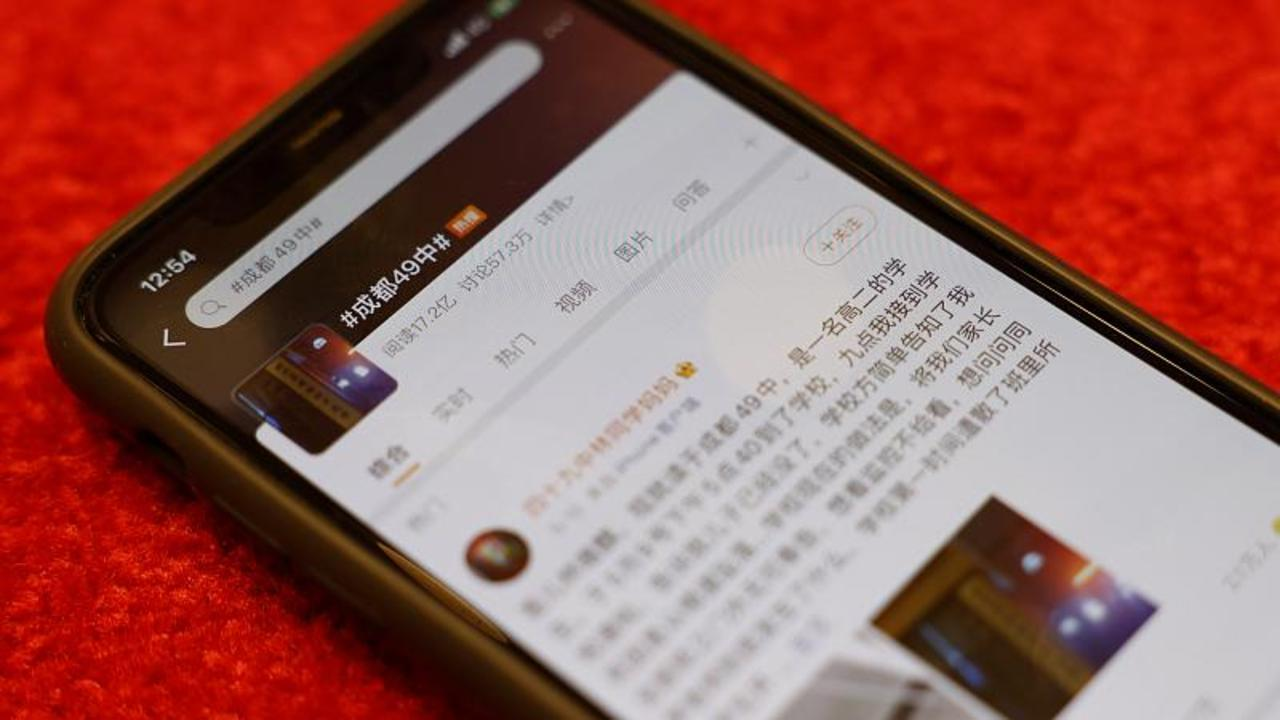 Bitcoin: Cryptocurrency accounts blocked on Chinese social network Weibo