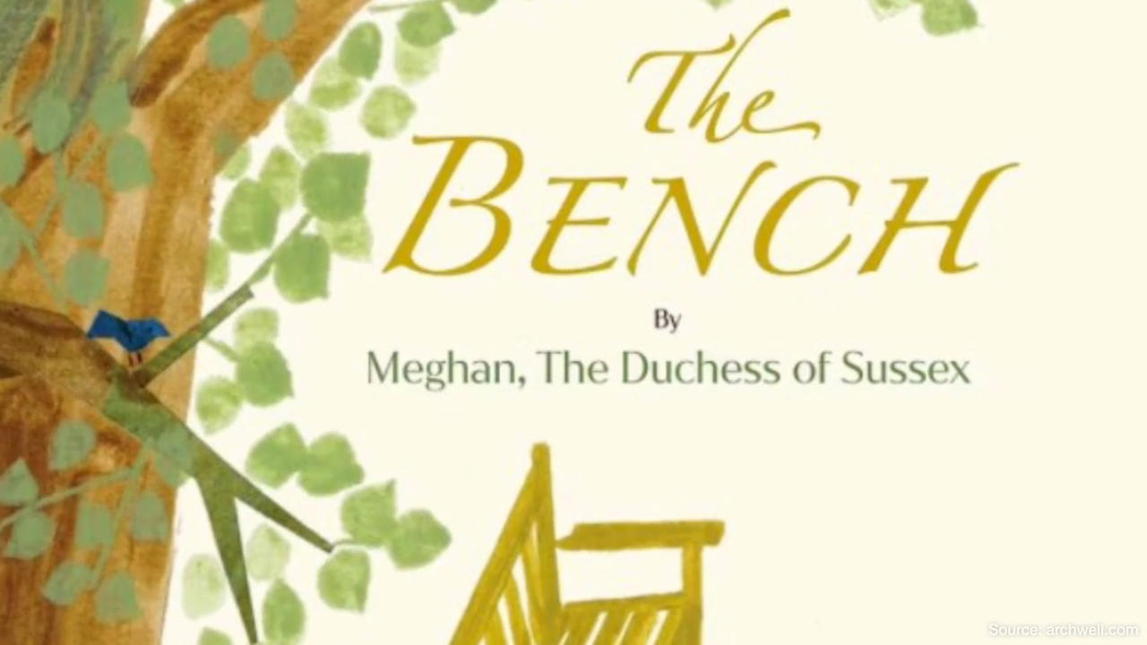 Prince Harry and Meghan's newborn daughter appears in Duchess' debut children's book