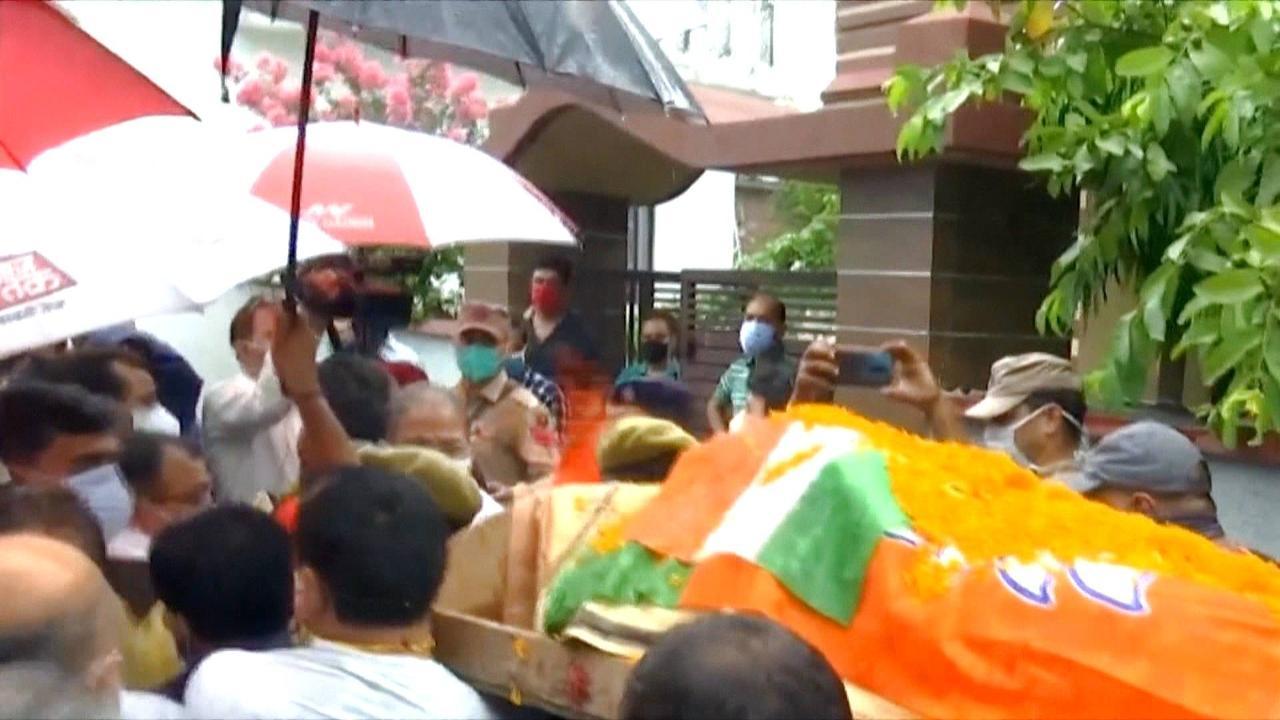 What is behind the targeting of India's BJP members in Kashmir?
