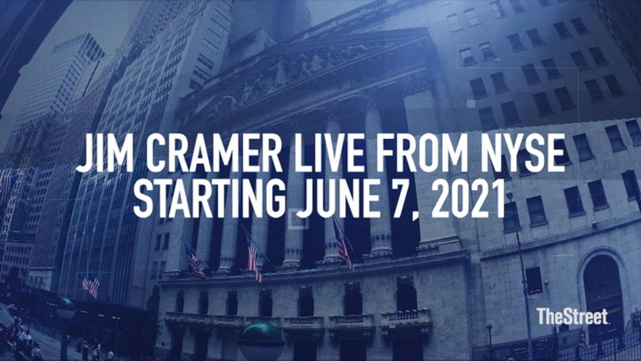 ICYMI: Jim Cramer Live From NYSE Trading Floor