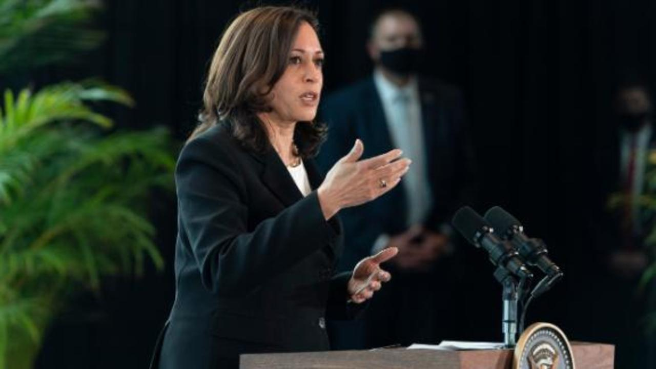Harris draws criticism from all sides during her first foreign trip