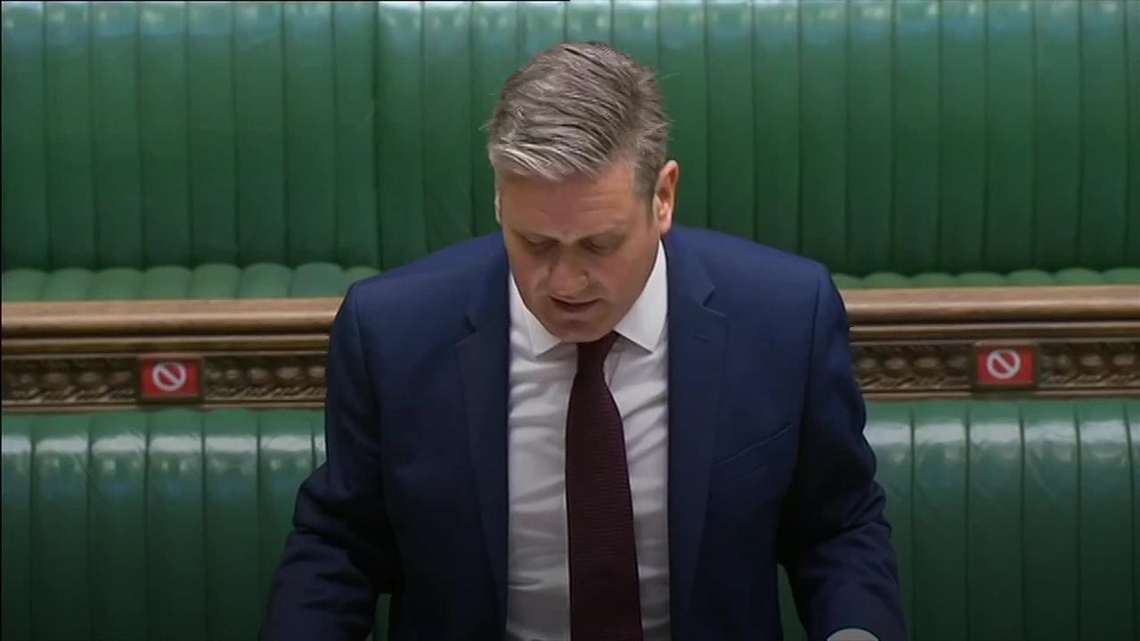 PMQs: Starmer says Government's education policy is 'all over the place'