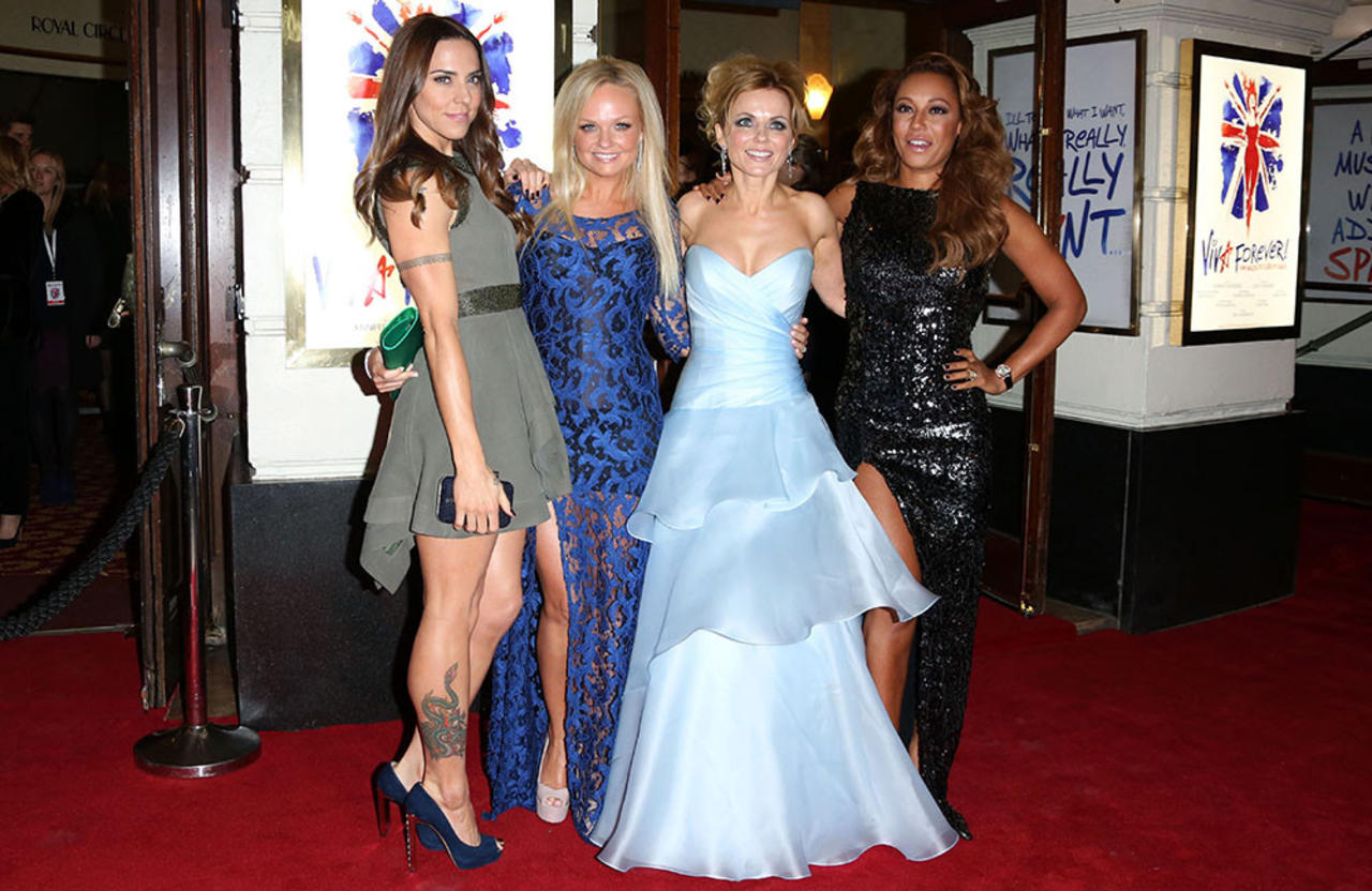 Spice Up Your Life: Spice Girls will tour again after lockdown