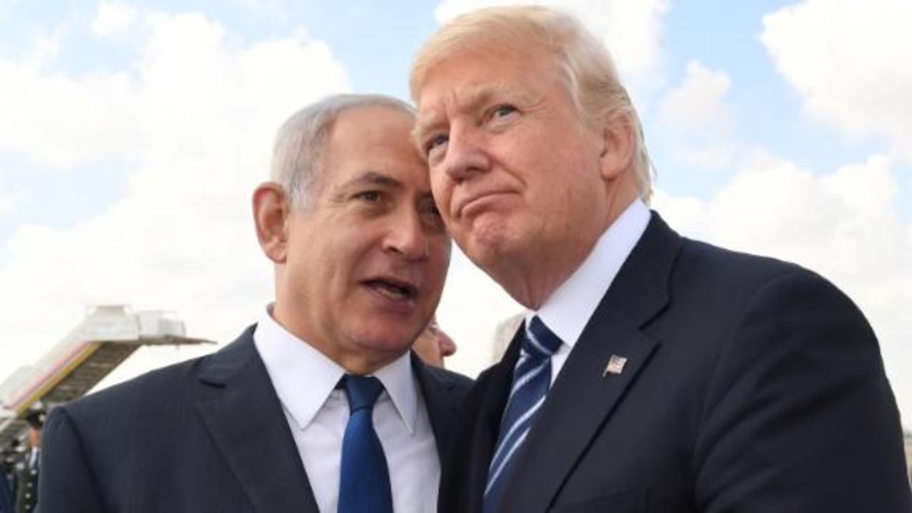 Keilar on Netanyahu: Ripping a page from Trump's playbook