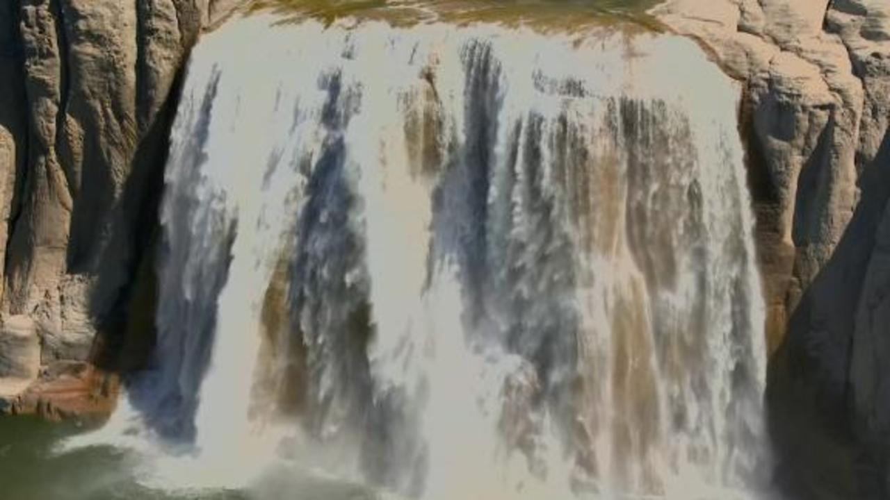 This state has the 'Niagara Falls' of the West