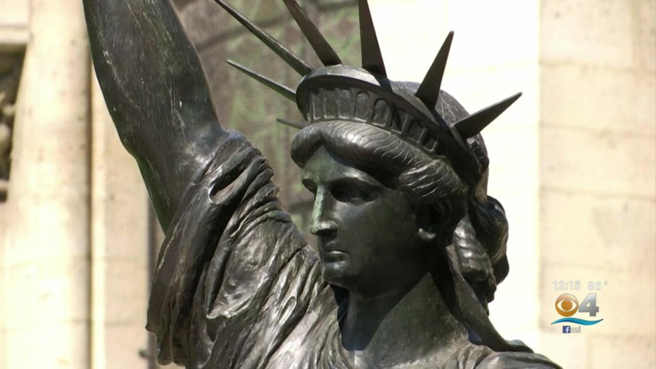 'Little' Lady Liberty To Arrive For Independence Day