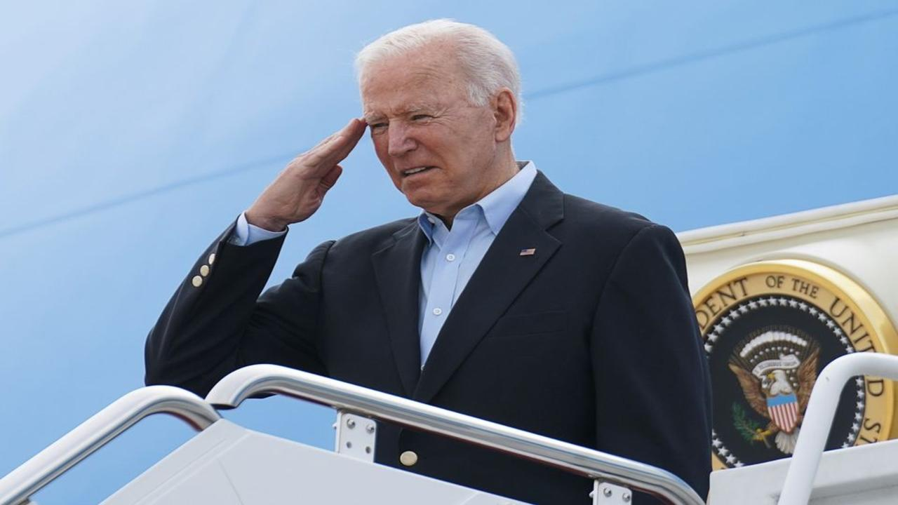 Biden heads to UK as part of his first official trip abroad