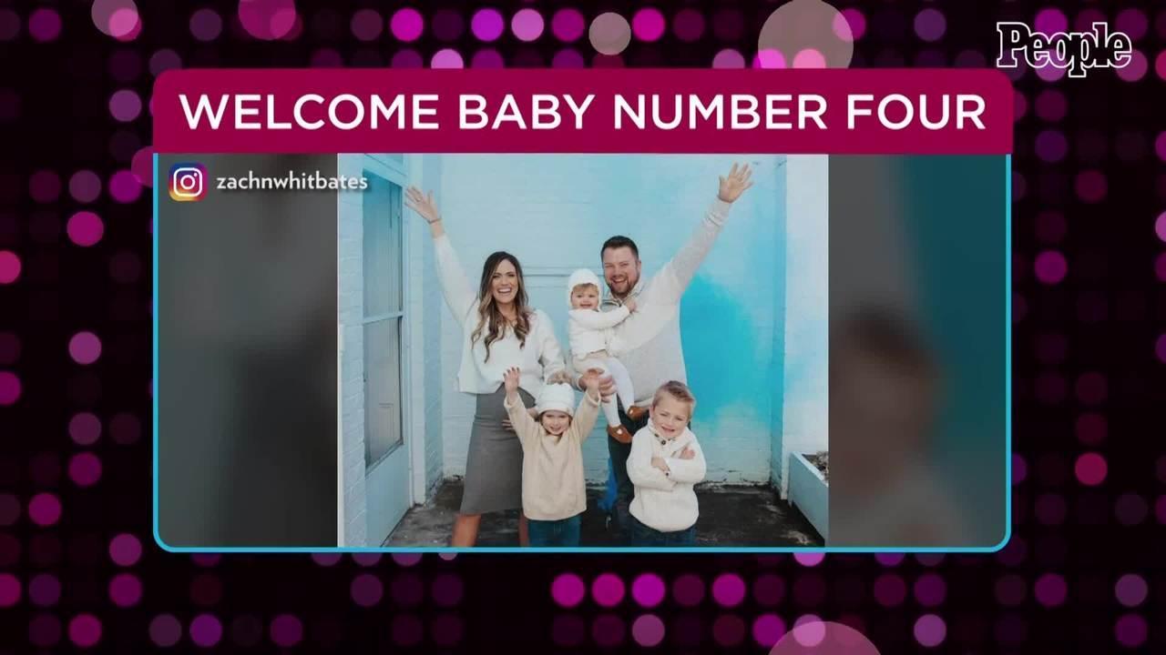 Baby No. 4! Bringing Up Bates' Whitney Bates Welcomes Son Jadon Carl with Husband Zach