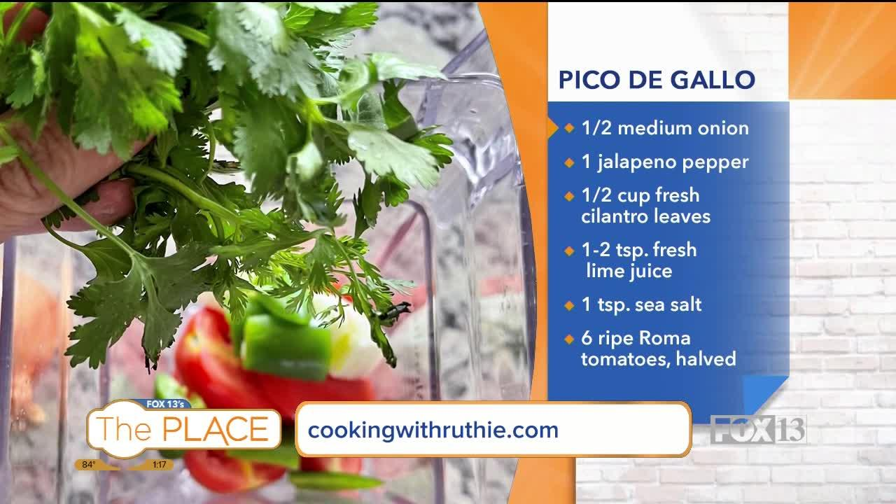 Grab your chips!  This Pico de Gallo recipe is perfect for summer